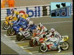 MotoGP - West German 500cc GP - Hockenheimring - 1989.