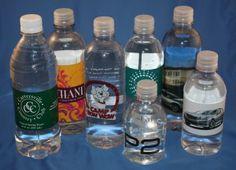 Custom Labeled Bottled Water Georgia