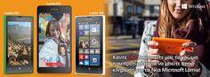 Κάντε Like, πείτε μας το χρώμα που προτιμάτε και κερδίστε με κλήρωση τα νέα Microsoft Lumia 435, 532