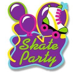 Rollerskating Invitations was adorable invitation ideas