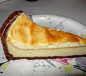 Rezept: Käsekuchen 2 - Schichten - statt quark greek yogurt und statt schmand sour cream