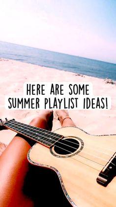 Summer Playlist, Summer Songs, Summer Fun List, Song Playlist, Road Trip Playlist, Playlist Ideas, Music Mood, New Music, Galway Girl