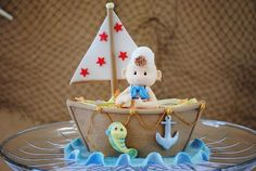 Nautical Baby Shower,Kara's Party Ideas