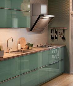 View kitchen brochure