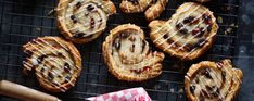 A tasty teatime treat or Christmas breakfast – ready-rolled pastry makes things easy