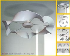 Unusual ceiling fan designs that will blow your mind | Designbuzz : Design ideas and concepts