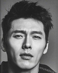 Hyun Bin, Asian Actors, Korean Actors, Korean Celebrities, Hyde Jekyll Me, Cute Actors, Kdrama Actors, Korean Men, Interesting Faces