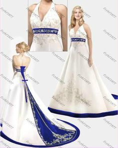 Store White/Red Purple  Satin Wedding Dress Size* 6 8 10 12 14 16 18 20 22