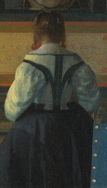 detail), Johannes Vermeer