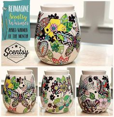 Reimagine Color Your Own Scentsy Warmer – Scentsy™ Online Store