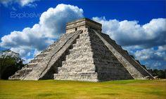 chitzen itza pyramid