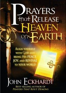Apostle john eckhardt books that changed my life pinterest image detail for prayers that release heaven on earth by apostle john eckhardt fandeluxe Choice Image