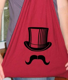 Mustache Scarf / Moustache Scarf  Mens by SunshineMountainTees, $19.00