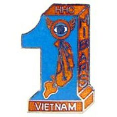 "Vietnam 1st HHC Pin 1"" by FindingKing. $8.99. This is a new Vietnam 1st HHC Pin 1"""