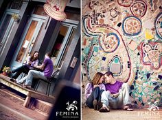 Philadelphia Old City Engagement Photos