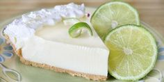 Preheat oven to 350 F. Combine 14 oz. sweetened cond. milk 3 egg yolks and 1/2 cup lime juice. Blend until smooth. Pour filling into pie shell. Bake for 15 minutes. Allow to stand for 10 minutes before refrigerating. Just before serving top with fresh whipped cream and garnish with lime slices.