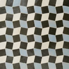 Mosaic House is a New York tile company specializing in Moroccan mosaic, cement, bathroom, floor and kitchen tile. Mosaic House carries a range of tiles for home and business. Mosaic Patterns, Textile Patterns, Pattern Art, Print Patterns, Textiles, Brick Bbq, Checkerboard Pattern, Tile Projects, House Tiles
