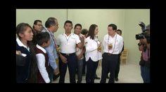 GradoCeroPress INAUGURACIÓN DE LA CASA   DEL NÑO  INDIGENA, EMILIANO Z...