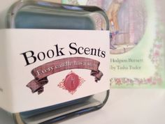 Secret Garden  Book Inspired Candle  Hand by BookScentsCandles, $12.00