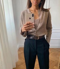 casual outfits for women * casual outfits ; casual outfits for winter ; casual outfits for women ; casual outfits for work ; casual outfits for school ; Spring Outfit Women, Spring Outfits, Winter Outfits, Winter Office Outfit, Outfit Office, Outfit Summer, Office Wear, Mode Outfits, Casual Outfits