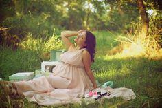 Maternity Photography: Bir kızım olacak, adı Asya!