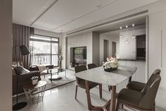 LUNA INTERIOR DESIGN | TAIPEI XINDIAN HOUSE