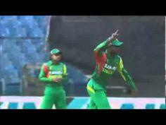 Bangladesh vs Afghanistan Asia cup 2014 Highlight