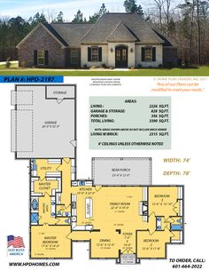 Flowood Ms Custom And Stock Home Plan Designs Judson Wallace Home Plan Designs Inc