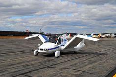 Vliegende auto   Wetenschap in Beeld