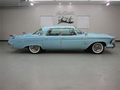 1962 Imperial Crown Four Door Southampton