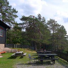 oslo | norge | nordmarka | kobberhaughytta