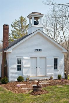 Tiverton, RI schoolhouse inn - Get $25 credit with Airbnb if you sign up with this link http://www.airbnb.com/c/groberts22