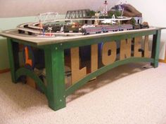 Lionel Train Sets, Model Trains, Toy Trains, Model Train Layouts, Old Toys, Scale Models, Postwar, Gauges, Display Ideas
