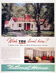 1951 National Homes Corp
