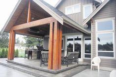 Covered+Patio+Area | covered patio Covered Patio For Outdoor Kitchen Area