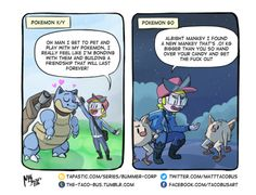 pokemon-gogogo:  I've become a monster