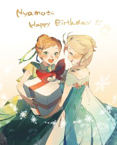 Happy Birthday by Nyamo