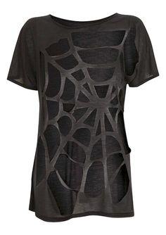 Spiderweb Shirt