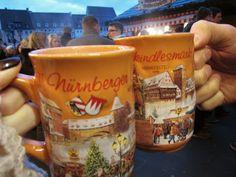 (clunk) Gluhwein! Christmas Market-Nuremberg, Germany