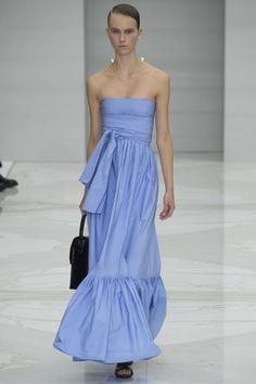 Salvatore Ferragamo Spring 2016 Ready-to-Wear Fashion Show - Maartje Verhoef