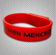 McLaren USB Wristband