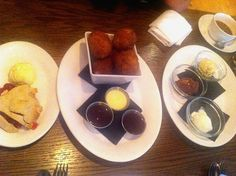 "Homemade desserts - pie, donuts, icecream, at Room 231 #travel ""Photo by TurnipseedTravel.com"""