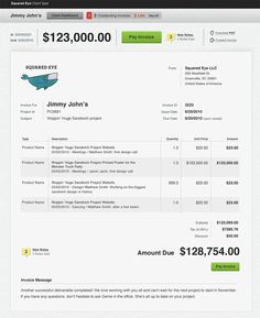Delightful Design An Invoice That Practically Pays Itself