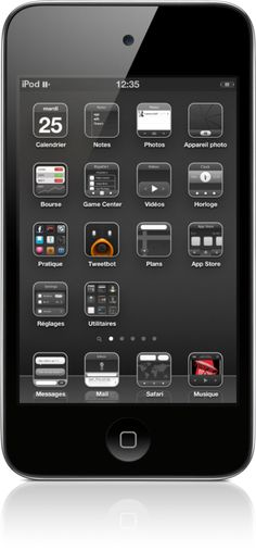 Avellino HD free Winterboard theme for iOS 5 by Rigat0n1