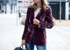 How to Wear Velvet Right: Fashion Tips, Dos