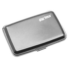 SHARKK® Aluminum Wallet Credit Card Holder made by SHARKK Brands $7.99 #bestseller