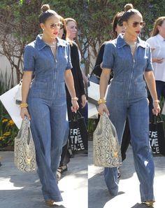 5af765eada5 Jennifer Lopez at Jennifer Klein s 2016 Annual Day of Indulgence Party in  Los…