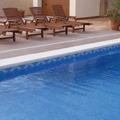 These Swimming Pool Tiles In A Single Dolphin Design Will Add A Beautiful Feature To Any