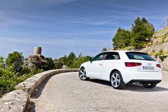 Audi A3 2013 back by hmbautista, via Flickr