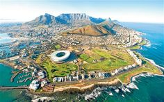 First Cape's home town, Cape Town!